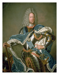 Portrait of Count Boris Sheremetyev  1760