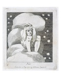 Air  Plate 6 from &#39;For Children the Gates of Paradise&#39;  1793 (Engraving)
