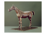 Standing Horse (Bronze)