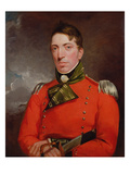Captain Richard Gubbins  C1804-05 (Oil on Canvas)