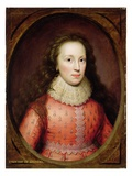 Portrait of a Woman  Traditionally Identified as the Countess of Arundel  1619 (Oil on Panel)