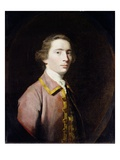 Charles Carroll of Carrollton  C1763 (Oil on Canvas)