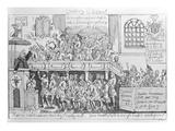 Oratory Chappel  C1746 (Etching)