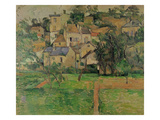 The Hermitage at Pontoise  1884