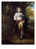 Richard Heber  1782 (Oil on Canvas)