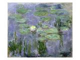 Waterlilies  1915