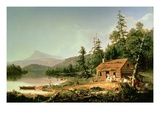 Home in the Woods  1847