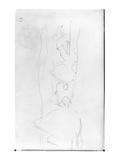 Haystacks (Pencil on Paper) (B/W Photo)