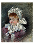 Michel Monet (1878-1966) as a Baby  1878-79