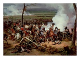 The Battle of Hanau  1813  1824 (Detail)