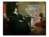 The Governess  1844