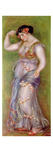 Dancing Girl with Castanets  1909 (Oil on Canvas)