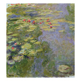 The Waterlily Pond  1917-19