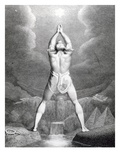 Fertilization of Egypt  Engraved by William Blake  1791 (Engraving)