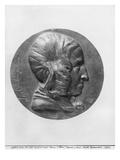 Ida Saint-Elme  known as 'La Contemporaine'  1834 (Bronze)