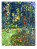 Garden of Giverny  1923