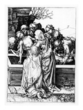 The Entombment  C1475 (Engraving)