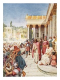 Pilate Yielding Jesus to Be Crucified