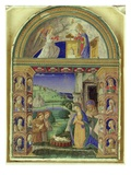 The Annunciation  the Adoration of the Child by the Virgin Mary  St Joseph  St Anthony of Padua…