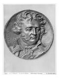 General Jean Baptiste Kleber  1831 (Bronze)