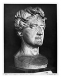 Georges Cuvier  1833 (Marble)