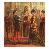 Marriage of Henry V