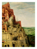 The Tower of Babel (Detail of 345)