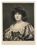 Lorna Doone  Engraved by Fred Miller (Fl1886-1915) Pub by Robert Dunthorne  1892 (Mezzotint)