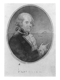 Captain William Bligh  Engraved by John Conde (Engraving)