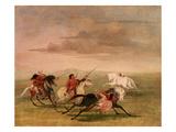 Red Indian Horsemanship