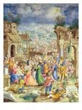 Adoration of the Magi  C1588 (Vellum)