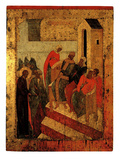 Christ before Pilate  C1497 (Tempera and Gold Leaf on Panel)