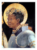 St Maurice (Detail)