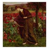 In the Garden of Proserpina  1893