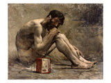 Diogenes  1905 (Oil on Canvas)