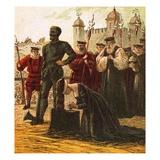 Execution of Lady Jane Grey