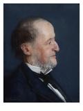 Portrait of a Man (Pastel)