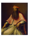 Cardinal Pole (Oil on Canvas)