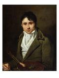 Portrait of Jean-Victor Bertin (1775-1842) 1805