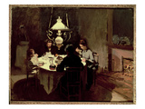 The Dinner  1868-9