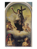 The Virgin of the Sacred Heart  1821