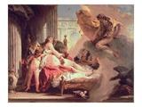 Jupiter and Danae  1733-35