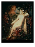 Galatea  1880-81 (Oil on Canvas)