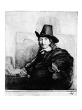 Jan Asselyn  C1647 (Etching)