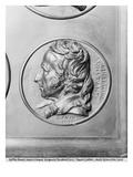 Henri Benjamin Constant De Rebecque  1830 (Bronze)