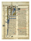 Action for Libel of a Bishop  C1340 (Vellum) (See also 215695)