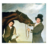 Hambletonian  c1800 (Detail)