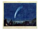 Donati's Comet, 1858 (W/C on Paper) Giclée par J. M. W. Turner