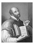 Ignatius Loyola  Engraved by William Holl the Younger  C1830 (Engraving)