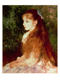 Portrait of Mademoiselle Irene Cahen D'Anvers  1880